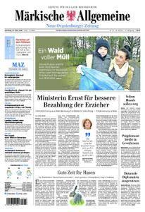 Neue Oranienburger Zeitung - 27. März 2018