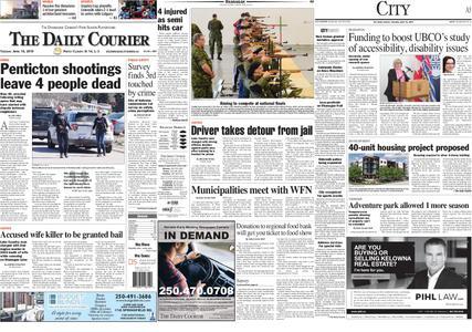 Kelowna Daily Courier – April 16, 2019