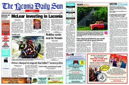 The Laconia Daily Sun – June 25, 2019