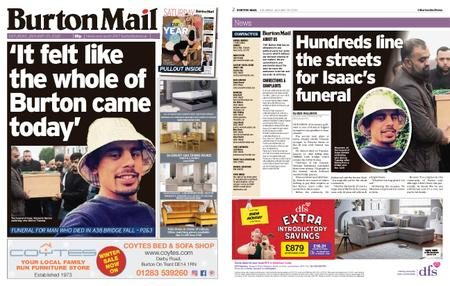 Burton Mail – January 25, 2020