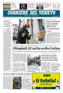 Corriere del Veneto Padova e Rovigo – 02 ottobre 2018