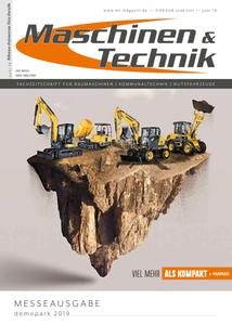 Maschinen & Technik - Juni 2019
