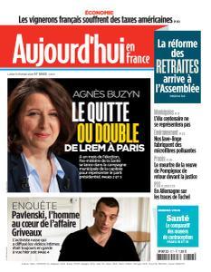Aujourd'hui en France - 17 Février 2020