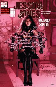 Jessica Jones-Blind Spot 005 2020 Digital Zone