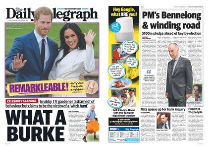 The Daily Telegraph (Sydney) – November 28, 2017