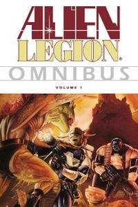 Dark Horse-Alien Legion Omnibus Vol 01 2015 Hybrid Comic eBook