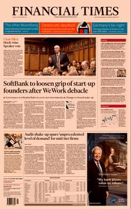 Financial Times UK – 05 November 2019