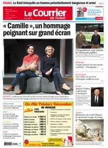 Le Courrier de l'Ouest Angers – 16 octobre 2019