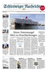Schleswiger Nachrichten - 18. Juli 2018