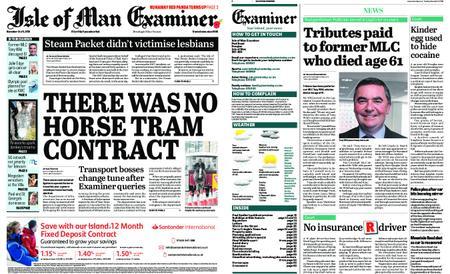 Isle of Man Examiner – November 05, 2019
