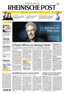 Rheinische Post – 15. April 2021