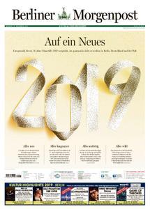 Berliner Morgenpost – 31. Dezember 2018