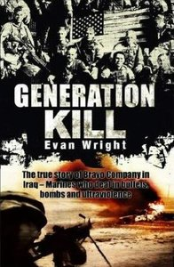 GENERATION KILL:Devil Dogs, Iceman, Captain America and the New Face of American War