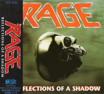 Rage - Reflections Of A Shadow (1990) {Noise International Japan}