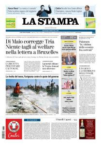 La Stampa Imperia e Sanremo - 1 Giugno 2019