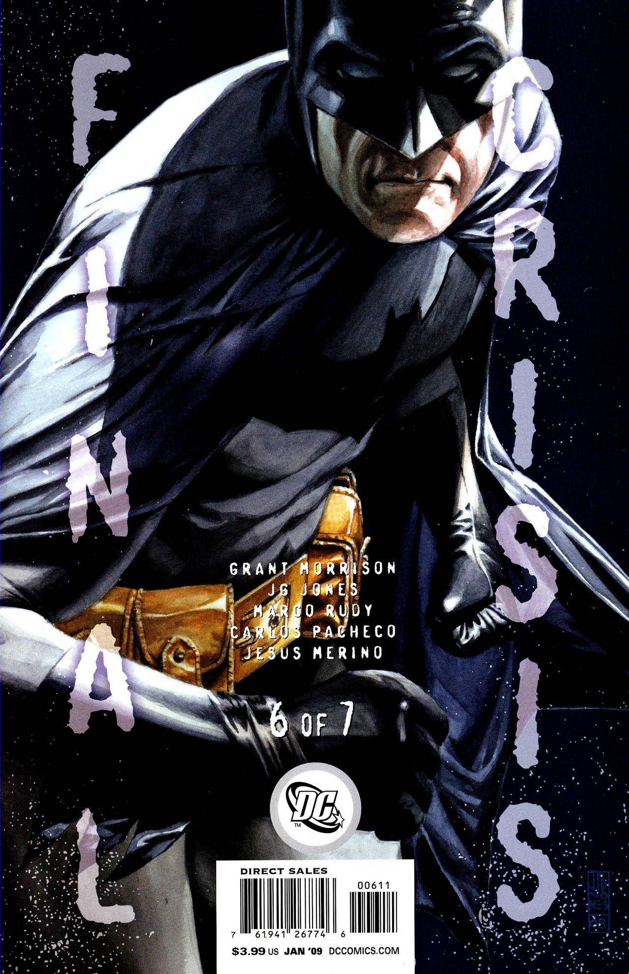 Final Crisis 06 (of 07) (2009) (both covers)