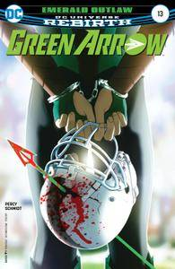 Green Arrow 013 2017 2 covers Digital Zone-Empire