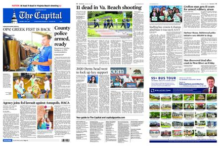 The Capital – June 01, 2019