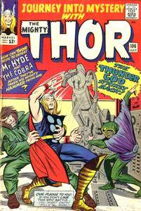 Thor 1964-07 Journey Into Mystery 106
