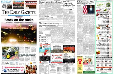 The Daily Gazette – December 09, 2018