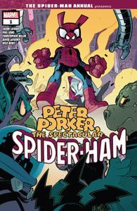 Spider-Man Annual 001 2019 Digital Zone