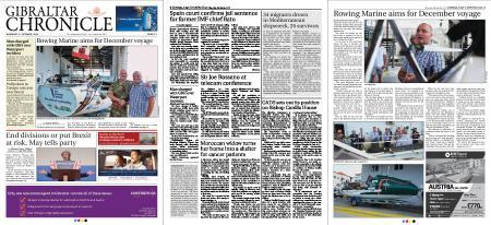Gibraltar Chronicle – 04 October 2018