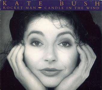 Kate Bush - Rocket Man / Candle In The Wind (1991) Maxi Single [Re-Up]