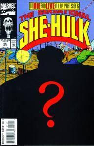 Sensational She-Hulk 1989 056