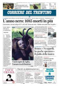 Corriere del Trentino – 21 gennaio 2021