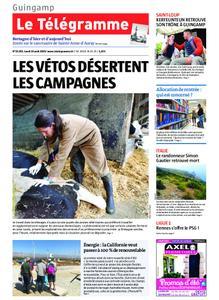 Le Télégramme Guingamp – 19 août 2019