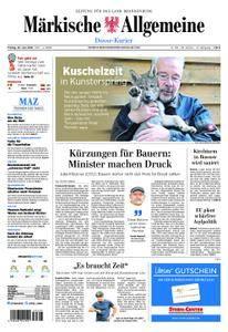 Märkische Allgemeine Dosse Kurier - 29. Juni 2018