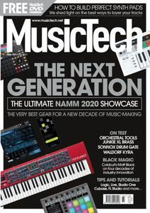MusicTech - March 2020