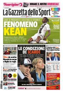 La Gazzetta dello Sport Roma – 09 marzo 2019