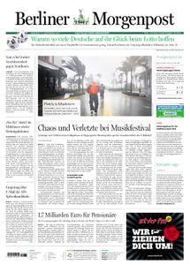 Berliner Morgenpost - 11. September 2017