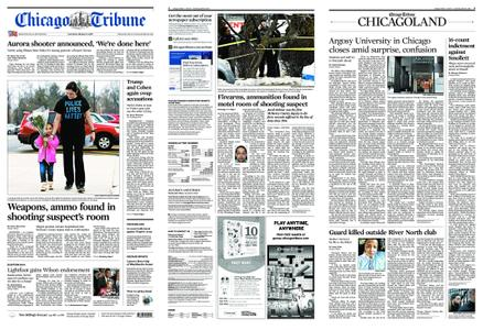 Chicago Tribune – March 09, 2019