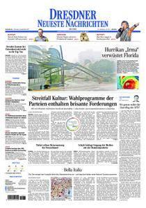 Dresdner Neueste Nachrichten - 11. September 2017