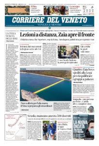 Corriere del Veneto Venezia e Mestre – 14 ottobre 2020
