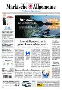Märkische Allgemeine – 19. Oktober 2019