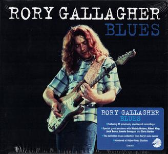 Rory Gallagher - Blues (2019) {3CD Deluxe Box Set}