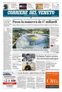 Corriere del Veneto Padova e Rovigo – 12 dicembre 2018