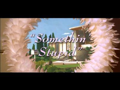 Robbie Williams and Nicole Kidman - Something Stupid