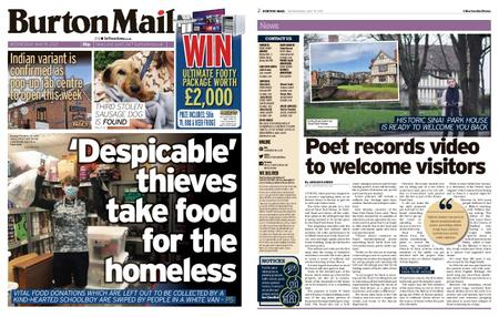 Burton Mail – May 19, 2021