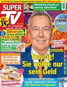 Super TV - 9 Januar 2020