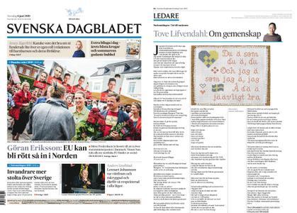 Svenska Dagbladet – 06 juni 2019