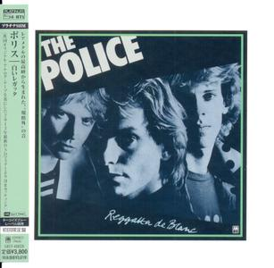 The Police - Regatta De Blanc (1979) [Japanese Platinum SHM-CD]