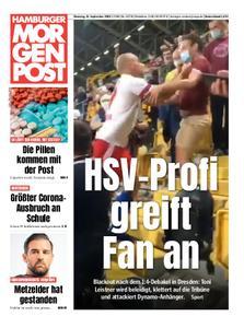 Hamburger Morgenpost – 15. September 2020