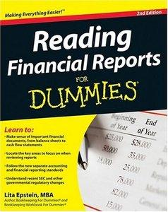 Reading Financial Reports for Dummies, 2nd Edition (repost)