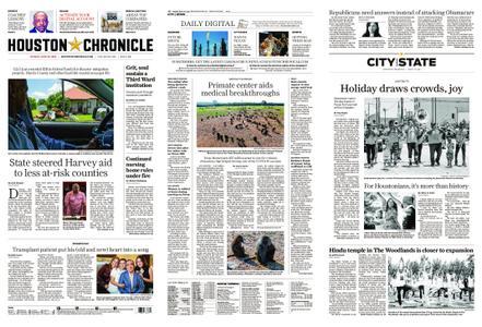 Houston Chronicle – June 20, 2021