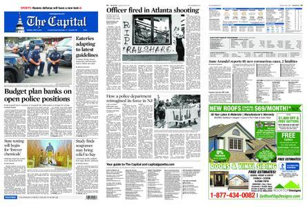 The Capital – June 15, 2020