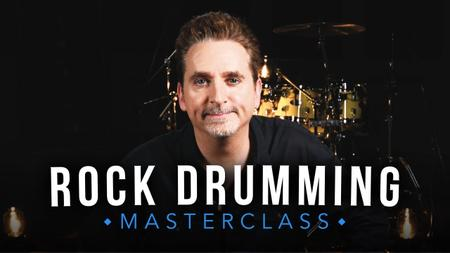 Drumeo - Rock Drumming Masterclass with Todd Sucherman